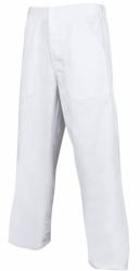 Lékařské kuchařské kalhoty pánské bílé 335b414c5e