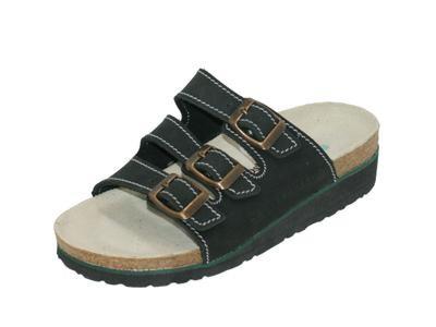 f20397f924 Dámské pantofle BAMA HASEL černé