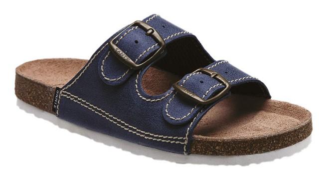 e3d46087fef Dámské pantofle SANTÉ D2186 barevné